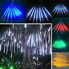 Home Party LED String Tube Light Meteor Shower Falling Star Xmas Rain Drop Lamp