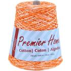 Premier Yarns ~ Home Cotton blend ~ 14 oz Cone ~ Multi-color variegated yarn