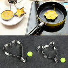 fried egg mould - Fried Egg Shaper Ring Pancake Mould Stainless Steel Mold Cooking Kitchen Tools