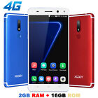 cell phones for cheap - XGODY Cheap 4G 16GB Cell Phone Unlocked Dual SIM Android Smartphone 5.5