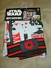 NEW - STAR WARS Galactic Empire Boxer Briefs Gray Black Red S, L, XL $8.99 USD