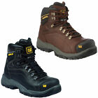 Mens Caterpillar Diagnostic Hi S3 Steel Toe Work Safety Boots Sizes 6 7 9 11