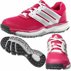Adidas Adipower s Boost 2 Ladies Golf Shoes Waterproof Fuchsia Pink 5 - 7 + 1/2