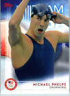 2016 Topps U.S. Olympic Team Trading Cards Pick From List