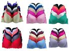 dd women - Pack LOT 1 3 6 Women Full Cup Push Up PUSHUP / Light Padded A/B/C/D/DD/DDD Bra