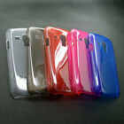 Ultra Thin Slim 5 Color Hard Case Cover for Samsung Galaxy S3 mini III i8190 LOT