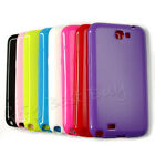 TPU Silicone Phone Case Soft Cover for SAMSUNG Galaxy Note II 2 N7100 LOT