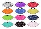 Polka Dot Skirt Fancy Dress 50s Rock n Roll Grease Costume Ladies Girls Tie Head