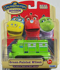 "CHUGGINGTON WOODEN EXCULSIVE WILSON As seen in ""Hoot vs. Toot""  Episode"