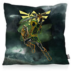 Adventure Link Kissenbezug game gamer zelda boy switch konsole Outdoor Kissen