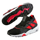 New PUMA Mens Trinomic BOG Blaze Of Glory Sock Tech Men Shoes Sneakers Black Red