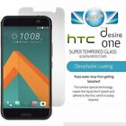 For HTC DESIRE/ONE Ultra Thin Clear Gel Case & Tempered Glass Screen Protector