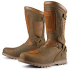 Icon 1000 Prep Waterproof Motorcycle Boots