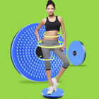 Foot Body Twister Exercise Machine Waist Disc Shaper Weight Loss Aerobic Useful.