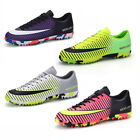 Adults Men Soccer Cleats Shoes Indoor TF Turf Football Trainers Sports Sneakers