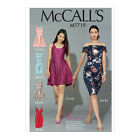 McCall's 5719 Sewing Pattern to MAKE Close-Fit Lined Dress w/Bodice & Skirt Vari