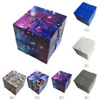 Magic Cube  Infinity Stress Fidget Anti Anxiety Funny Relief Blocks EDC Kid Toy