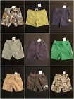NWT Gymboree Boys Shorts Size 3-6 M Only Selection!