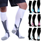 New Men's Women's Compression Socks Pain Relief Graduated Support Stockings