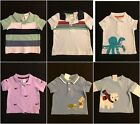 NWT Gymboree Baby Boys Shirts Size 0-3 & 3-6 M Only Selection!