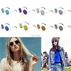 New Unisex Fashion Sunglasses Eyewear Vintage Style Casual Round Shape DZ88 02
