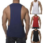 Stylish Gym Men Bodybuilding Tank Top Muscle Fitness Shirt Athletic M-2XL