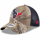 Houston Texans New Era Trucker 39THIRTY Flex Hat - Realtree Camo/Navy