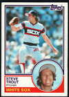 1983 Topps Baseball Cards Pick From List (Includes Rookies) 251-500