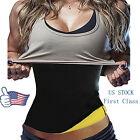 New Sweat Sauna Waist Trainer Cincher Women Slimming Neoprene Body Shaper Belt