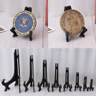 Display Rack Exhibition Commemorative Coins Easel Stand 47mm-175mm Holder Mount