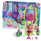 Mermaid Dolls Tales Girls Princess Water Play Toy Magical Little Bath Time Swing
