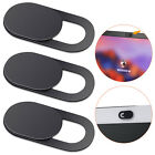 US 15Pcs Webcam Cover Web Camera Privacy Blocker Computer Phone Ultra-Thin Black