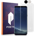 Poetic Samsung Galaxy S9 / S9 Plus / S8 /S8 Plus Tempered Glass Screen Protector