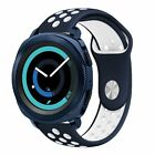 Silicone Sport Strap Watch Band For Samsung Gear S2 Classic / Gear Sport 20mm