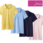 Joules Pippa Ladies Polo Shirt (Y) **FREE UK Shipping**