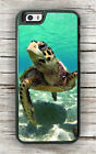 TURTLE SEA LIFE CLOSE UP CASE FOR iPHONE 8 OR 8 PLUS -svg5Z