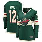 Eric Staal Minnesota Wild Fanatics Branded Womens Breakaway Player Jersey