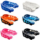 Shock Doctor Gel Max Sports Mouthguard / Gumshield Youths And Adults rrp£24