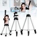 Extended Phone/Camera Tripod Stand Mount Holder Bracket For Canon iPhone Samsung