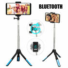 3 In 1 Wireless Bluetooth Selfie Stick Universal Tripod Extendable Remote Camera