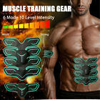 Abdominal ABS Stimulator Muscle Training Gear Body Shaper Home Fitness Exercise