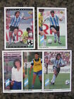 WORLD CUP 1994 SOCCER CARDS UPPER DECK USA, MEXICO, ARGENTINA,GERMANY, ITALY ETC