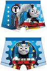 Thomas The Tank Engine Boys Underpants Underwear Boxer Shorts Trunks Age 2-5