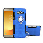 For Samsung Galaxy J7 Neo/NXT, Kickstand Ring Holder Armor Magnetic Case Cover