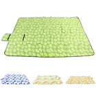Extra Large Folding Picnic Blanket Family Outdoor Camping Mat Waterproof Rug New