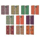 HEAD CASE DESIGNS MOROCCAN PATTERNS LEATHER BOOK CASE FOR APPLE iPHONE PHONES