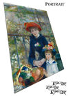 Pierre-Auguste Renoir Two Sisters Reproduction print Poster IE415