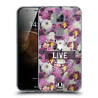 HEAD CASE DESIGNS TRAVELLER THOUGHTS SOFT GEL CASE FOR HUAWEI PHONES 2