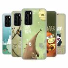 HEAD CASE DESIGNS ANIMAL QUIPS SOFT GEL CASE FOR HUAWEI PHONES