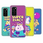 HEAD CASE DESIGNS QUIRKY TOONS SOFT GEL CASE FOR HUAWEI PHONES